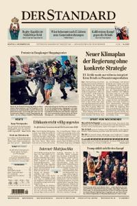 Der Standard – 04. November 2019