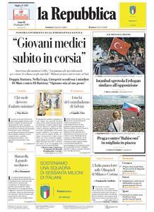 la Repubblica – 24 giugno 2019