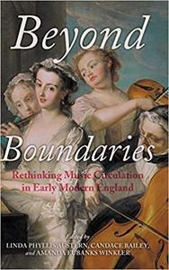 Beyond Boundaries: Rethinking Music Circulation in Early Modern England