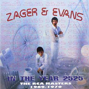 Zager & Evans - In The Year 2525: THE RCA MASTERS 1969-1970 (2016)