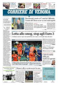 Corriere di Verona – 25 settembre 2019