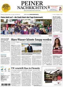 Peiner Nachrichten - 08. September 2018