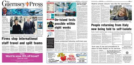 The Guernsey Press – 11 March 2020