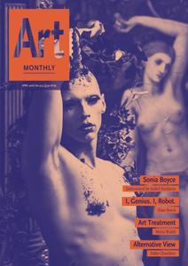 Art Monthly - April 2018   No 415