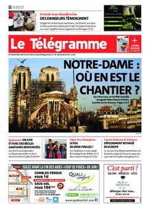Le Télégramme Brest – 14 avril 2021