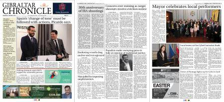 Gibraltar Chronicle – 06 March 2018