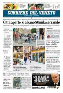 Corriere del Veneto Venezia e Mestre – 17 maggio 2020