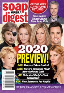 Soap Opera Digest - January 06, 2020
