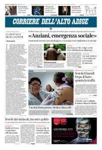 Corriere dell'Alto Adige - 13 Febbraio 2018