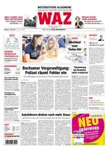 WAZ Westdeutsche Allgemeine Zeitung Oberhausen-Sterkrade - 07. März 2018