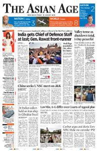 The Asian Age - August 16, 2019