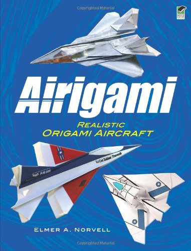 Airigami: Realistic Origami Aircraft (repost)