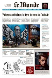 Le Monde du Mercredi 10 Juin 2020
