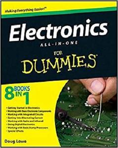 Electronics All-in-One For Dummies [Repost]