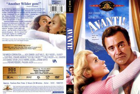 Avanti! (1972) [Re-Up]