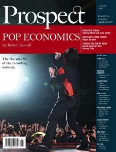 Prospect Magazine - August 2007