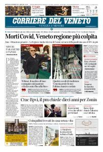 Corriere del Veneto Venezia e Mestre – 16 dicembre 2020