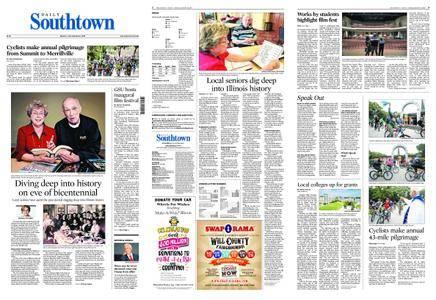 Daily Southtown – September 10, 2018
