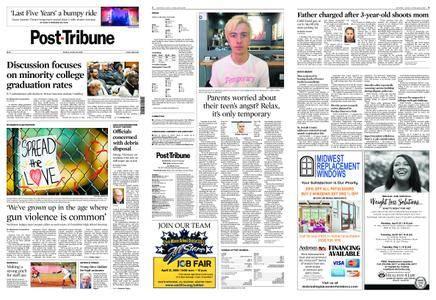 Post-Tribune – April 20, 2018