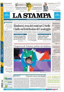 La Stampa Torino Provincia e Canavese - 14 Febbraio 2018