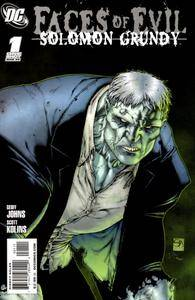 Faces of Evil - Solomon Grundy (2009)