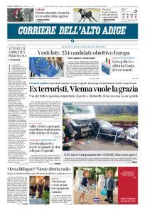 Corriere dell'Alto Adige – 18 aprile 2019