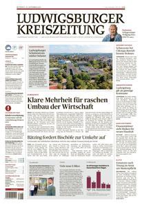 Ludwigsburger Kreiszeitung LKZ - 22 September 2021