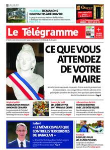Le Télégramme Auray – 16 décembre 2019