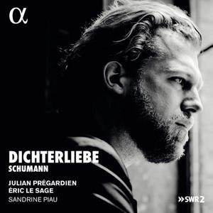 Julian Pregardien, Eric Le Sage & Sandrine Piau - Schumann: Dichterliebe (2019)