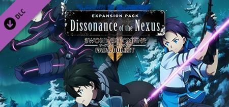 Sword Art Online Fatal Bullet Dissonance of the Nexus (2019)