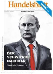 Handelsblatt - 06. Oktober 2017