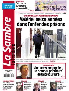 La Sambre La Frontière - 08 mars 2019