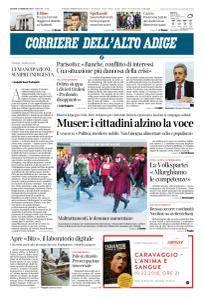 Corriere dell'Alto Adige - 15 Febbraio 2018