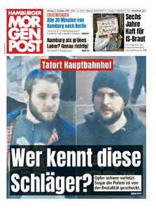 Hamburger Morgenpost – 17. Dezember 2019