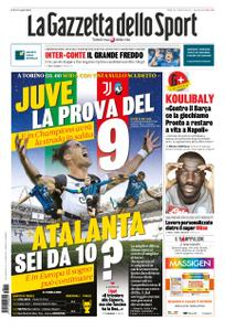 La Gazzetta dello Sport Bergamo – 11 luglio 2020