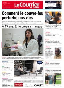 Le Courrier de l'Ouest Cholet – 22 janvier 2021