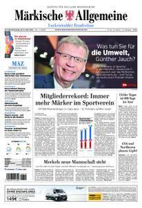 Märkische Allgemeine Luckenwalder Rundschau - 10. März 2018