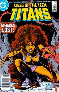 Tales of the Teen Titans 077