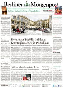 Berliner Morgenpost - 20 Juli 2021