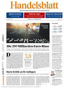 Handelsblatt - 19. November 2018