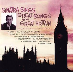Frank Sinatra - Sinatra Sings Great Songs from Great Britain (1962) Remastered Reissue 2010