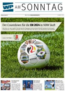 Westfalenpost am Sonntag - 30. Juni 2019