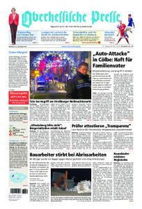 Oberhessische Presse Marburg/Ostkreis - 12. Dezember 2018