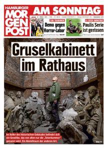 Hamburger Morgenpost – 20. Oktober 2019