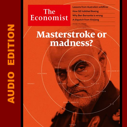 The Economist • Audio Edition • 11 January 2020 / AvaxHome