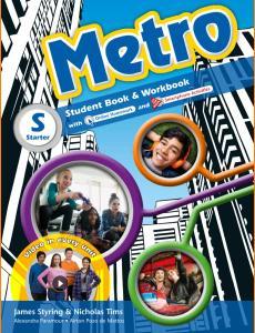 ENGLISH COURSE • Metro Starter (2017)