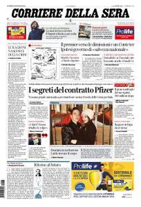 Corriere della Sera – 25 gennaio 2021