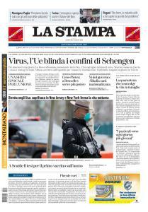 La Stampa Imperia e Sanremo - 17 Marzo 2020