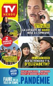 TV Hebdo - 18 avril 2020