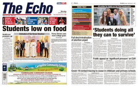 Evening Echo – September 27, 2021